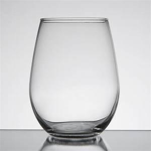 Libbey, 217, 12, Oz, Customizable, Stemless, White, Wine, Glass, Case