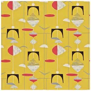 Papier Peint Sanderson Mobiles by Sanderson Wallpaper 50s Mobiles Collection Dfif210213