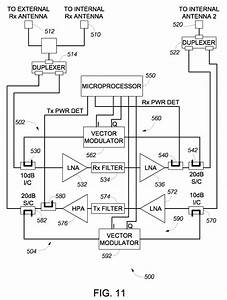 Patent Us8005513 - Cell Phone Signal Booster
