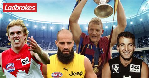 All-Time Norm Smith Medal Robberies - Ladbrokes Blog