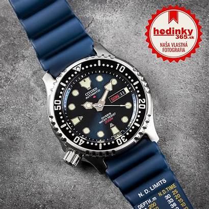 Citizen Ny0040 Automatic Promaster Hodinky Marine 17le