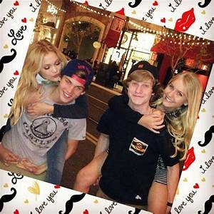 Olivia and Cade, and cousins; | olivia holt | Pinterest ...