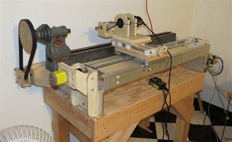 wooden cnc wood lathe plans  plans