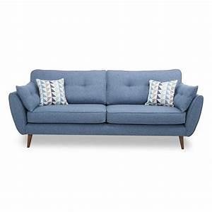 Fauteuil Deux Places : ensemble canape plus fauteuil ~ Teatrodelosmanantiales.com Idées de Décoration