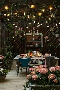 Wanddeko Für Garten : rustikale deko im garten 35 reizvolle ideen f r mehr ~ Watch28wear.com Haus und Dekorationen