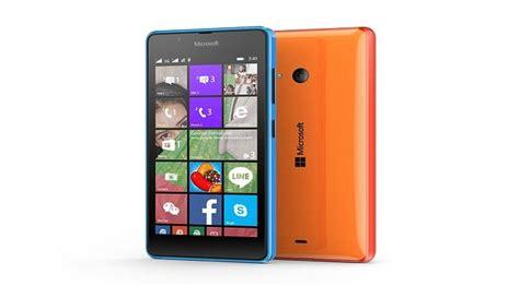 smartphone stylish microsoft lumia 540 meluncur juni