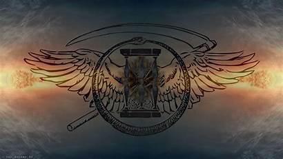 Mythology Wallpapers Symbols Greek Desktop Backgrounds Norse