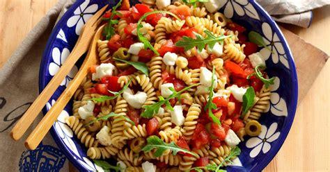 recette salade de pates froides italienne recette salade de p 226 tes comme en italie en pas 224 pas