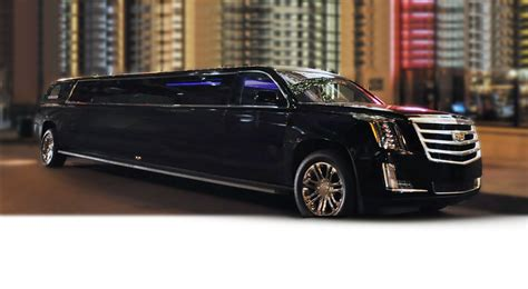 Airport Limo Rental by Escalade Limo Rental In Houston Express Limo