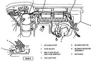 similiar 1991 buick lesabre blower motor resistor block location 1991 buick lesabre blower motor resistor block location