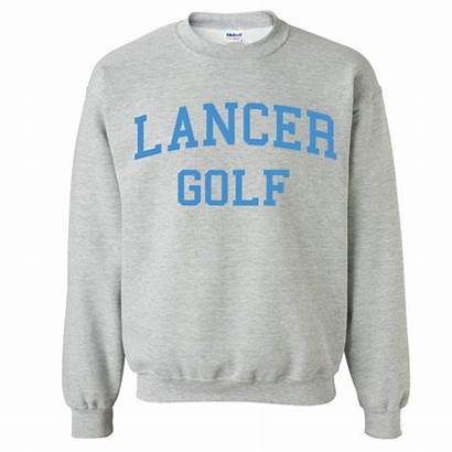 Athletic Youth Sme Lancer Crewneck Sweatshirt Golf