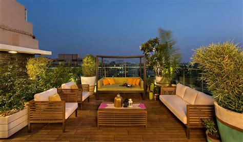 toit terrasse  idees tendances pour amenager son toit plat