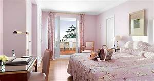 Nice idee papier peint chambre 13 chambre rose eden roc for Idee papier peint chambre
