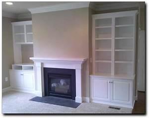 Fireplace Cabinets NeilTortorella com