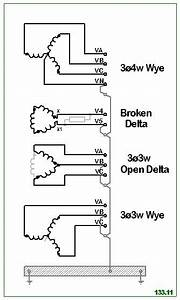 Open Delta Pt Vs Wye Pt