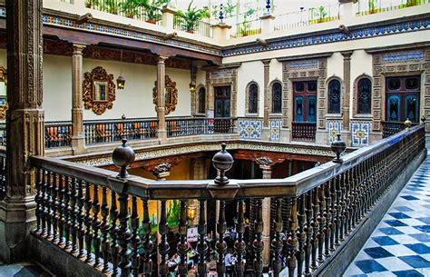 Tile City by 15 Top Tourist Attractions In Mexico City Planetware