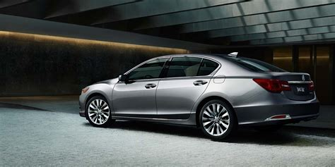 Acura Rlx Sport Hybrid by 2016 Acura Rlx Sport Hybrid Goes On Sale June 3rd