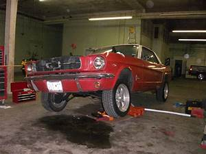 New Pictures of Our Classic Mustang Restoration! - Ford Mustang Forum