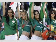 31 Of The Hottest Soccer Fans From The 2014 World Cup