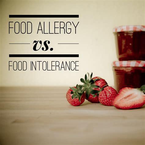 Food Allergy Vs Food Sensitivity Tacoma Wa Seattle