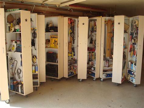 diy storage solutions    organized garage