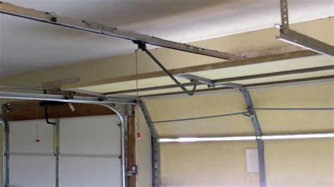 Stanley Vs Overhead Garage Door Youtube