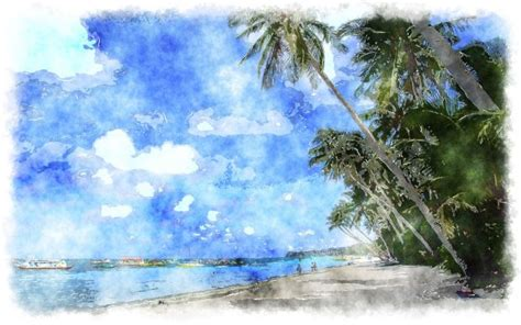 blue watercolor wallpaper pixelstalknet