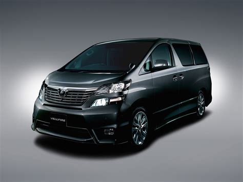 Toyota Vellfire Picture by Toyota Vellfire 3 5 Z Platinum Selection Ii Ggh20w 2010