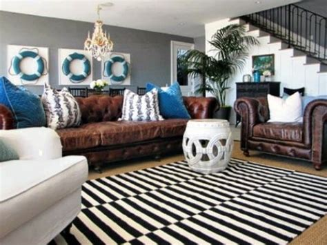 brown leather sofa decorating ideas brown leather couch decorating ideas get furnitures for home