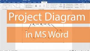 Creating Project Network Diagrams In Microsoft Word