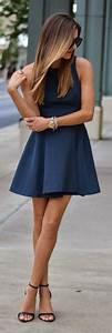 quelle chaussure mettre avec une robe bleu marine les With quelle couleur mettre avec du bleu marine