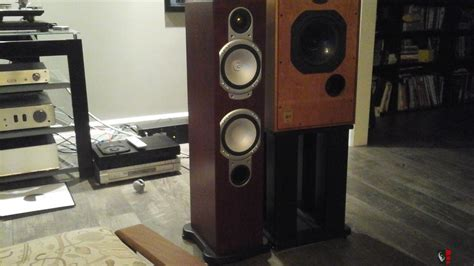 monitor audio silver rs photo  canuck audio mart