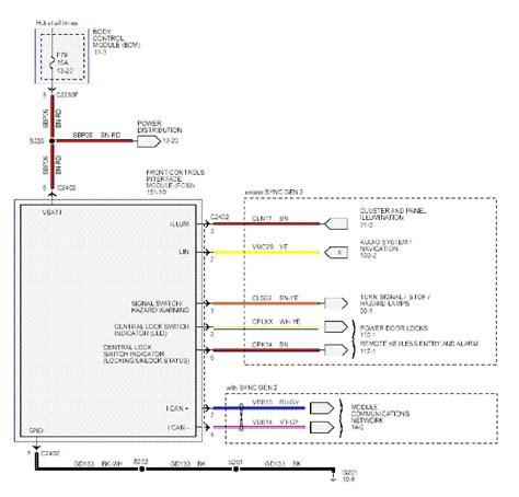 Ford Focu Wiring Diagram Mk1 by Mk6 Transit Starter Motor Wiring Diagram Impremedia Net