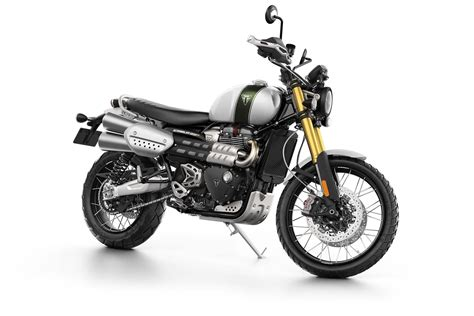 Modification Triumph Scrambler 1200 by Triumph Scrambler 1200 Pricing Revealed Asphalt Rubber