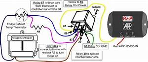 Rv Fridge Wiring