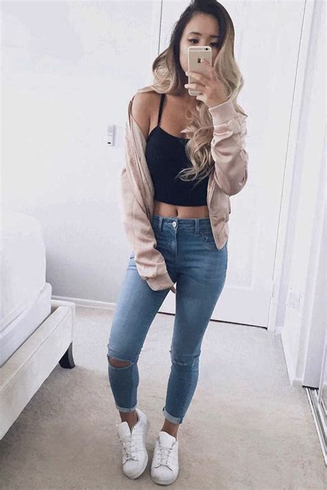 36 Cool Back to School Outfits Ideas for the Flawless Look | Style | Pinterest | School outfits ...