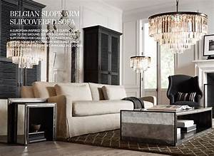 Rooms restoration hardware for Restoration hardware living room furniture