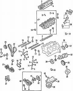 2007 Hyundai Santa Fe Engine Variable Valve Timing  Vvt