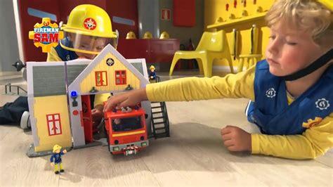feuerwehrstation und jupiter fireman sam feuerwehrmann