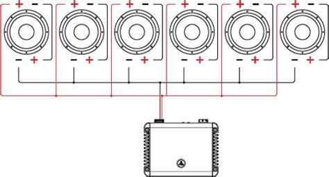 Subwoofer Series Parallel Wiring Diagram by Jl Audio 187 Header 187 Support 187 Tutorials 187 Tutorial Wiring