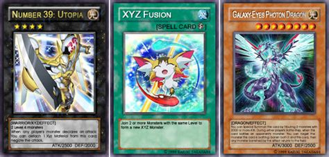 Unbeatable Yugioh Deck 2012 by Yu Gi Oh Zexal Power Of Chaos Second