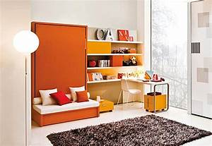 Wall Away Sofa : hideaway beds add function and style to your interior ~ Yasmunasinghe.com Haus und Dekorationen