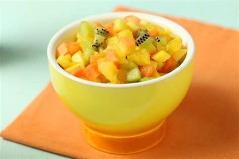cours de cuisine à nantes recette de salade de fruits exotiques facile et rapide