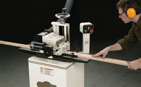 shop fox  planer moulder  stand power planers