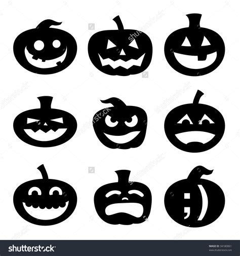 O Lantern Template by Simple O Lantern Templates 28 Images Free Printable
