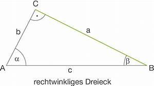 Diagonale Dreieck Berechnen : satz des pythagoras geometrie mathe digitales ~ Themetempest.com Abrechnung