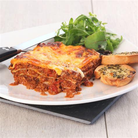 cuisine lasagne lasagne