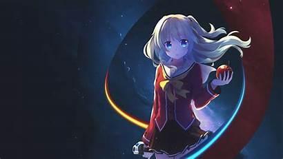 Anime Charlotte Tomori Nao 1440p Apple Wallpapers
