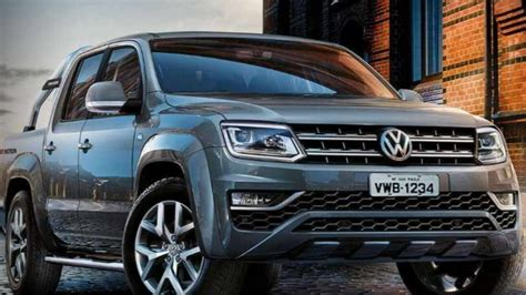 The volkswagen amarok is a pickup truck produced by volkswagen commercial vehicles since 2010. 2020 Vw