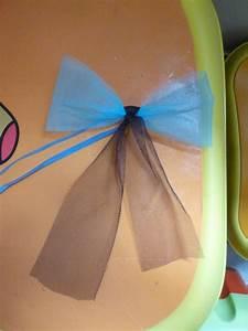 Noeud De Voiture Mariage : comment faire des fleurs ou noeud en tulle mariage forum vie pratique ~ Dode.kayakingforconservation.com Idées de Décoration